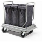 Numatic NuBag 3003 Mobile 3x100 litre Laundry Trolley NB3003