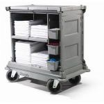 Numatic VersaCare Systems - NuKeeper Low Housekeeping Trolley NK